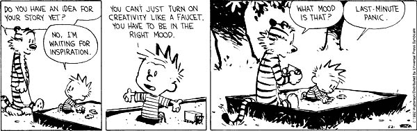 calvin-and-hobbes-on-writing